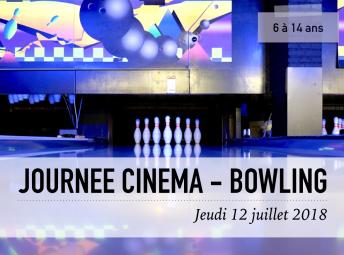 Visuel cinéma bowling