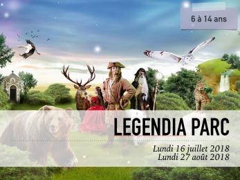 Visuel Legendia Parc