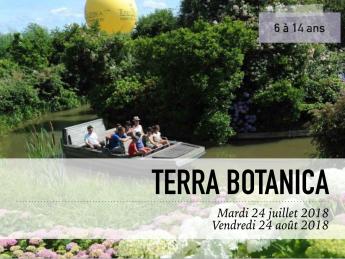Visuel Terra Botanica