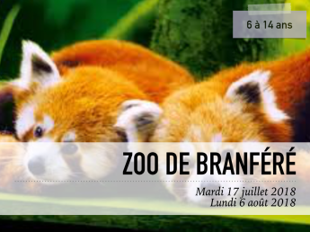 Visuel Zoo de Branféré