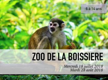 Visuel Zoo de la Boissière